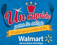 Walmart, Un Capricho para tu Antojo