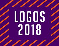 2018 SELECTED LOGOS