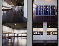 Preston Bus Station - Interiors