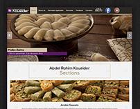 Abdel Rahim koueider Website
