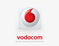 Vodacom App Icon