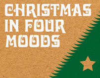 The Pinker Tones - Christmas in four moods