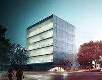 Chapultepec Cultural Center, Mexico