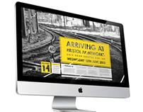 Platform 14 Website