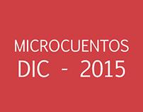 Microcuentos Diciembre 2015