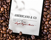 Americano & Co | Facebook Cover