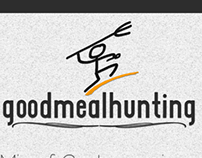 Good Meal Hunting Logo