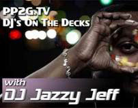 PP2G's DJ's on the Decks