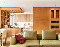 Apartment for family | Totan Kuzembaev AW