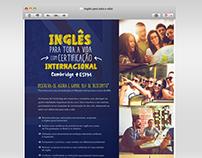 Email Marketing -  Cambridge + ESPM