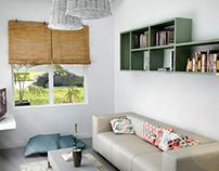 fnueve | Primucci & Baires Arqs * rendering *