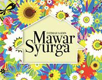 Book Cover Design: Mawar Syurga