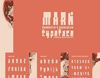 MARK Typeface