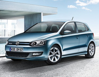 Volkswagen Polo Vivo BlueMotion