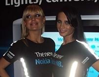 NOKIA N8 - TRON EVENT