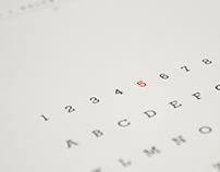 type/face  ///  typeface specimen booklet