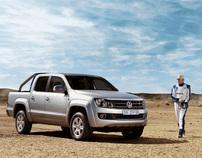 Volkswagen Amarok DPS ad