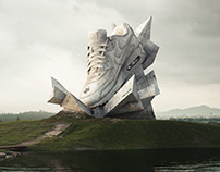 Nike Airmax 90 — 25 anniversary