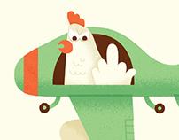 Chicken's Revenge