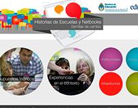 CD interactivo Experiencias Conectar Igualdad