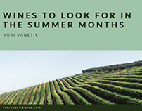 Wines To Look For In The Summer Months