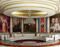 King's Lounge Room