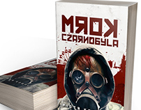 """Chernobyl darkness"" COVER BOOK"