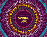 Cherrybox | Beauty Products Packaging