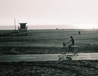 Analog cities: Los Angeles & Santa Barbara