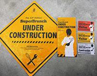 The Ritz Carlton Superbrunch: Under Construction