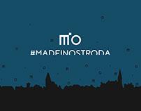MiO #madeinostroda || branding