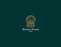 Manor Logo! // Rietavo Dvaras Logotipas!