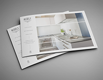 Risely Kitchens- Brochure design