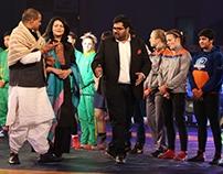 Kartikeya Sharma at Pro Wrestling League Final