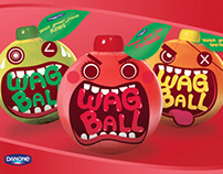 Wag Ball - Packaging