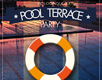 Pool Terrace Party