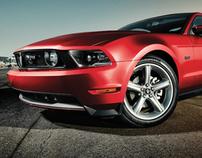 Mustang Buzz