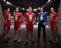 Handball Norway. Ph: Rune Bendiksen
