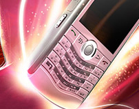 BlackBerry Pearl Promo