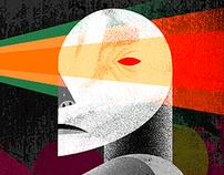 Mundo Ejecutivo / Illustration series