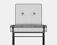 ALAKO / Chair, Furniture