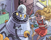The Inventor - children's book series