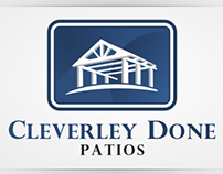 Logo for Cleverley Done Patios
