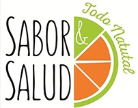 SABOR & SALUD Branding