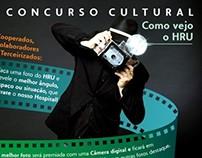 Arte: Concurso Cultural - Como Vejo o HRU