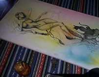 Ilustración Handmade