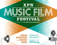 XPN Music Film Festival