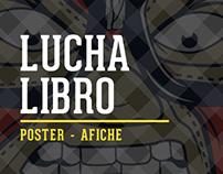 Lucha Libro - Poster