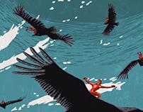 Cinturón de Pájaros - Afiche 2012