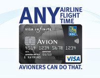 RBC AVION Digital Traveller Activation